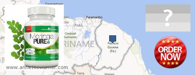 Purchase Moringa Capsules online French Guiana