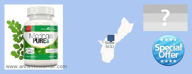 Purchase Moringa Capsules online Guam