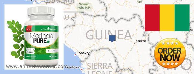 Where to Buy Moringa Capsules online Guinea