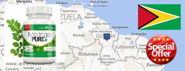 Best Place to Buy Moringa Capsules online Guyana