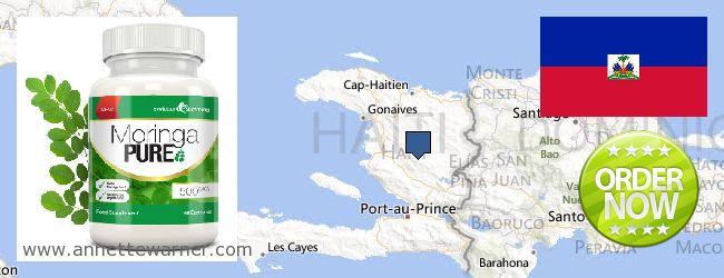 Buy Moringa Capsules online Haiti