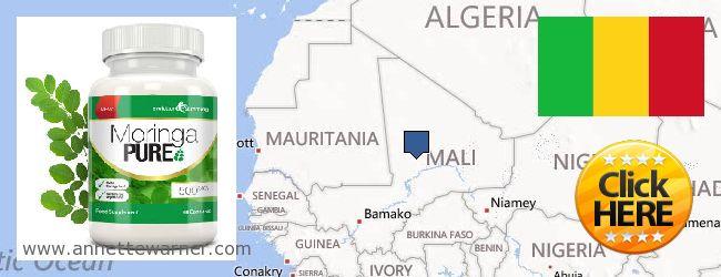 Purchase Moringa Capsules online Mali