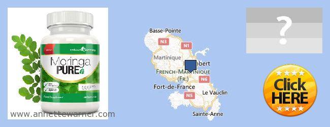 Purchase Moringa Capsules online Martinique