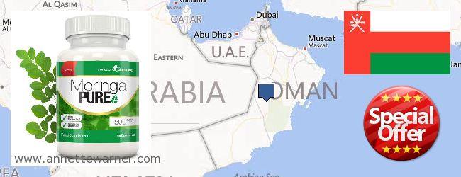 Buy Moringa Capsules online Oman