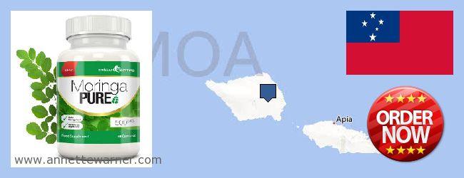 Purchase Moringa Capsules online Samoa