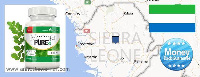 Where to Purchase Moringa Capsules online Sierra Leone