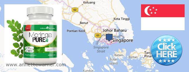 Purchase Moringa Capsules online Singapore