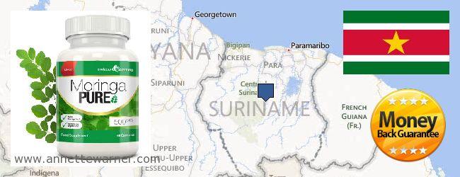 Where to Buy Moringa Capsules online Suriname