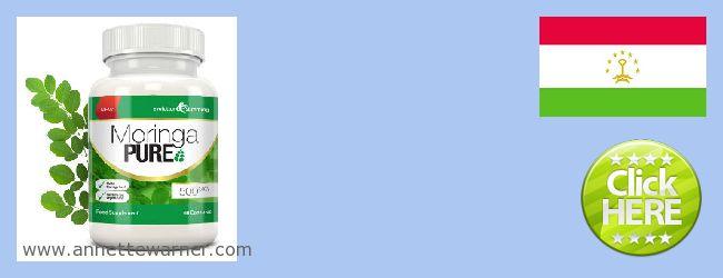Best Place to Buy Moringa Capsules online Tajikistan