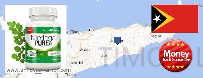 Best Place to Buy Moringa Capsules online Timor Leste