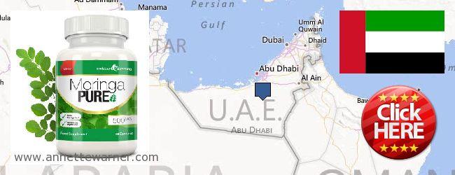 Where to Buy Moringa Capsules online United Arab Emirates