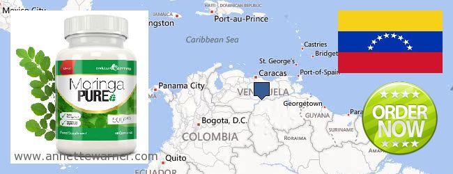 Buy Moringa Capsules online Venezuela