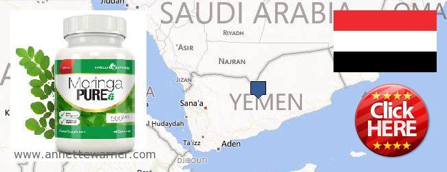 Where to Buy Moringa Capsules online Yemen
