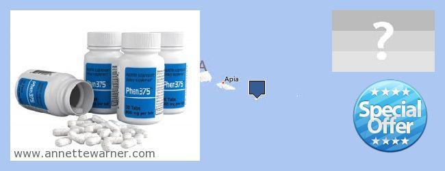 Buy Phen375 online American Samoa