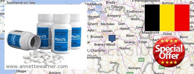Where Can I Buy Phen375 online Belgium