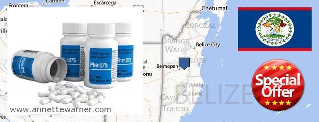 Purchase Phen375 online Belize