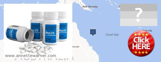 Where to Buy Phen375 online Coral Sea Islands