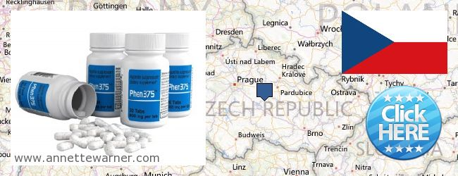 Where to Purchase Phen375 online Czech Republic