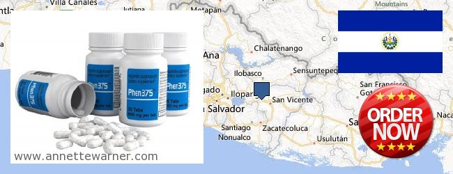 Where to Purchase Phen375 online El Salvador