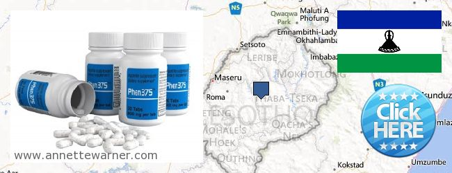 Purchase Phen375 online Lesotho