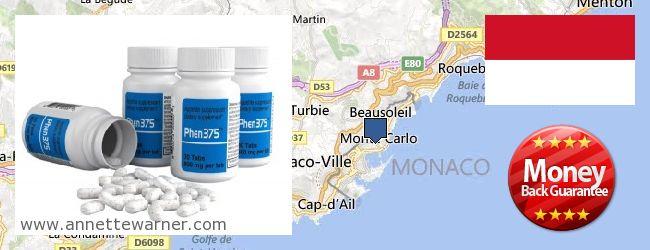 Purchase Phen375 online Monaco