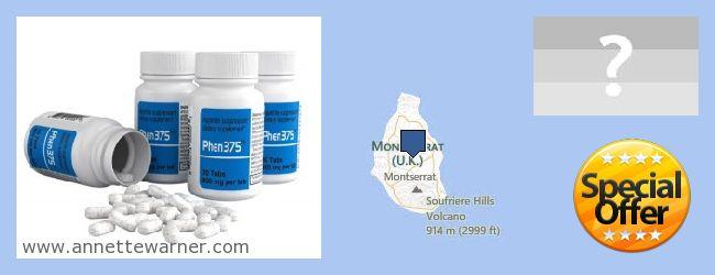 Buy Phen375 online Montserrat