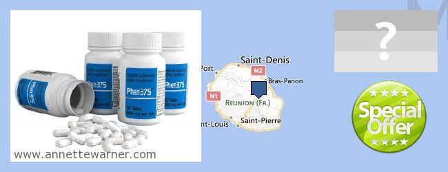 Purchase Phen375 online Reunion
