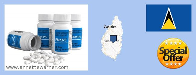 Where Can I Purchase Phen375 online Saint Lucia