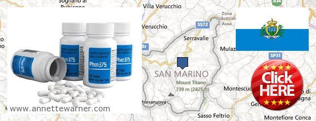 Where to Purchase Phen375 online San Marino