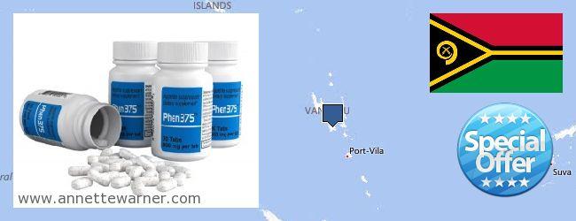 Where Can You Buy Phen375 online Vanuatu