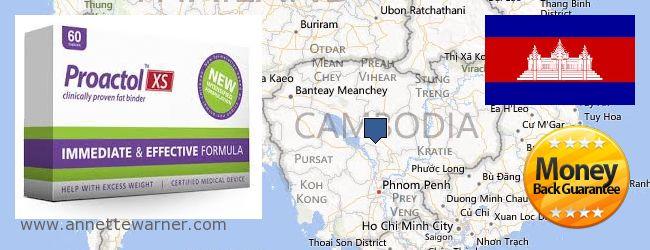 Buy Proactol XS online Cambodia