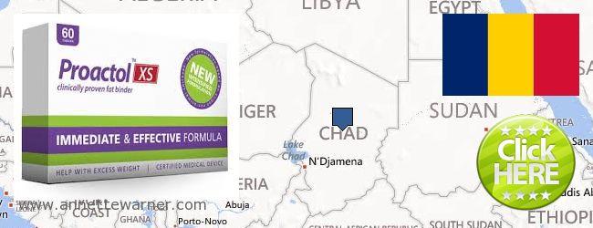 Buy Proactol XS online Chad
