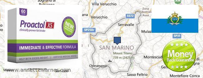 Where to Purchase Proactol XS online San Marino