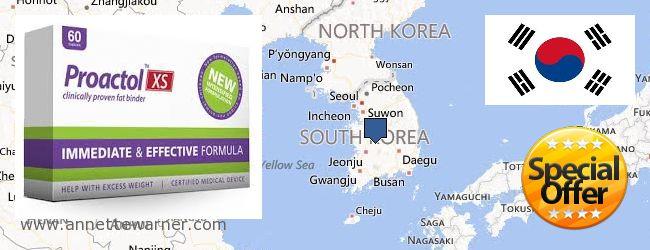 Buy Proactol XS online South Korea