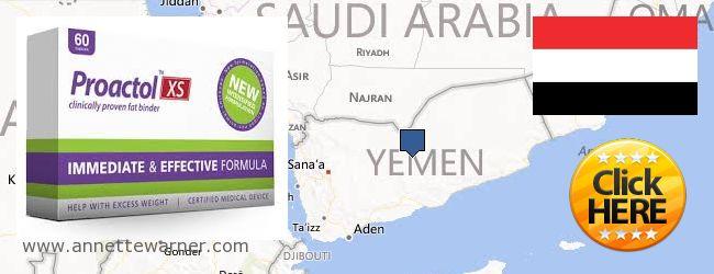 Where to Buy Proactol XS online Yemen