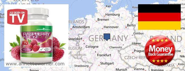 Purchase Raspberry Ketones online Germany