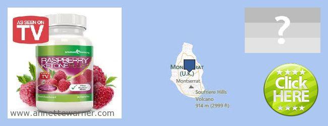 Buy Raspberry Ketones online Montserrat