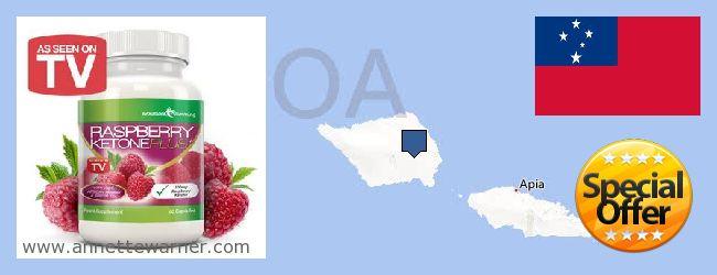 Best Place to Buy Raspberry Ketones online Samoa