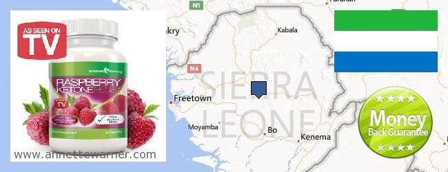 Where to Purchase Raspberry Ketones online Sierra Leone