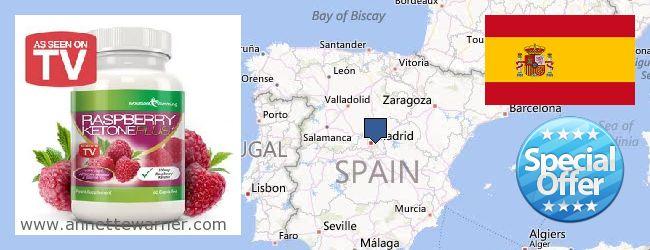 Buy Raspberry Ketones online Spain