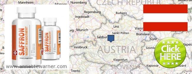 Purchase Saffron Extract online Austria