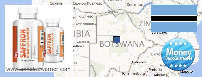 Where to Buy Saffron Extract online Botswana