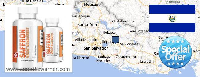 Purchase Saffron Extract online El Salvador