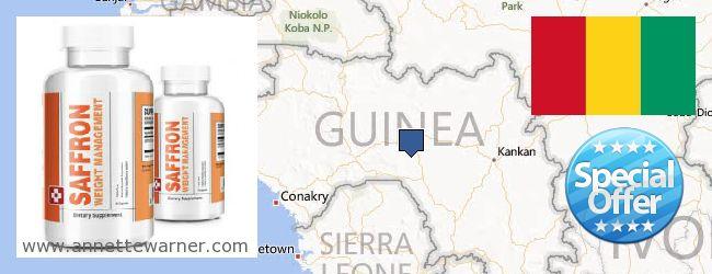 Purchase Saffron Extract online Guinea