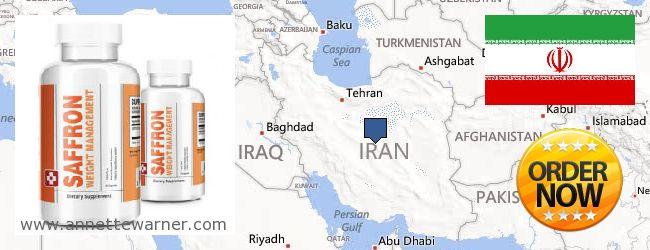 Buy Saffron Extract online Iran