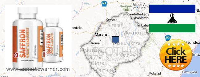 Buy Saffron Extract online Lesotho