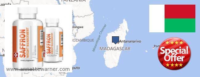 Buy Saffron Extract online Madagascar