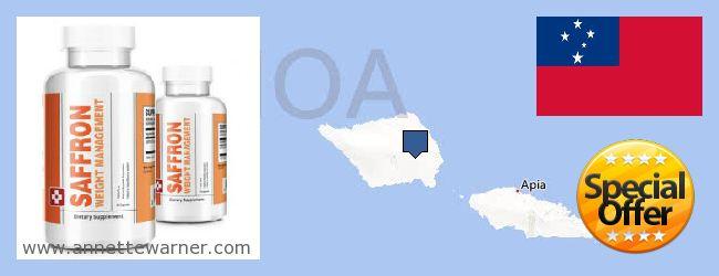 Buy Saffron Extract online Samoa