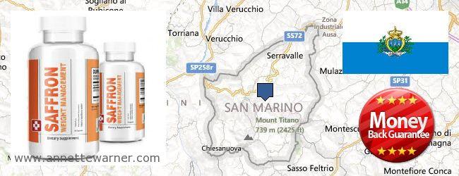 Buy Saffron Extract online San Marino