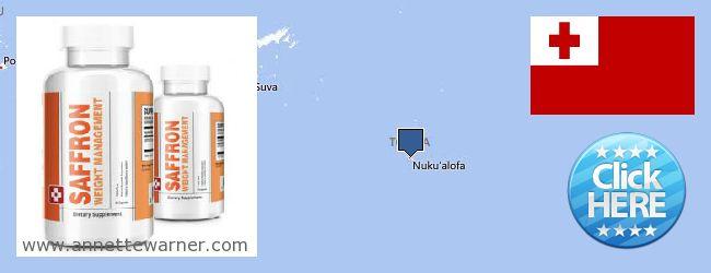 Buy Saffron Extract online Tonga
